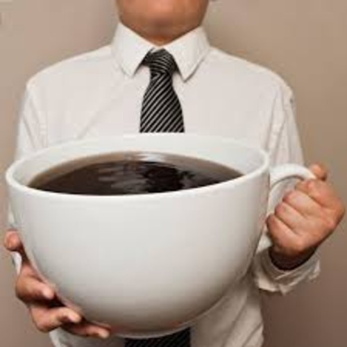 Product picture What actually is a cup of coffee